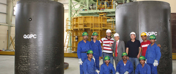 Qatar German Pipe Company | Al Sulaiteen Group
